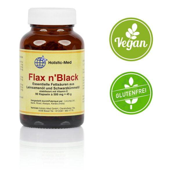 flaxnblack